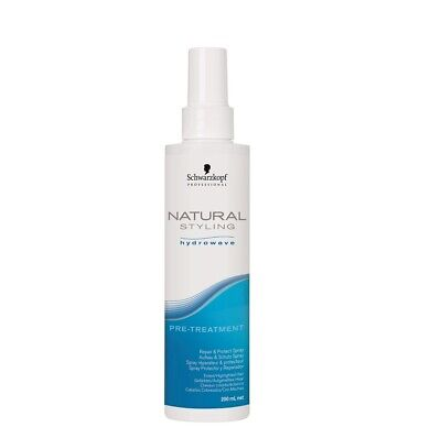 Schwarzkopf Natural Styling Hydrowave Pre-treatment Repair & Protect 200ml