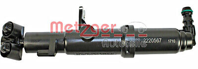 METZGER Headlight Washer Fluid Jet For MERCEDES W221 05-13 2218601347