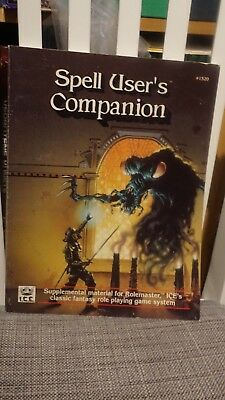 Rolemaster Spell Users Companion