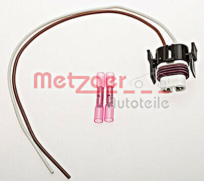 METZGER Headlight Cable Repair Kit Ceramic For MERCEDES BMW VW AUDI Glc 89-18