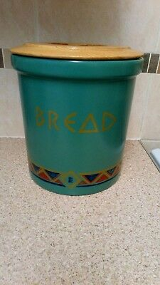 Jeff Banks Ports of Call Kabul Bread Bin Rare item