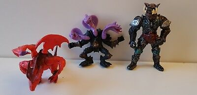 Jinetes  cobra   Sungold Galaxy warriors MOTU BOOTLEG chap mei