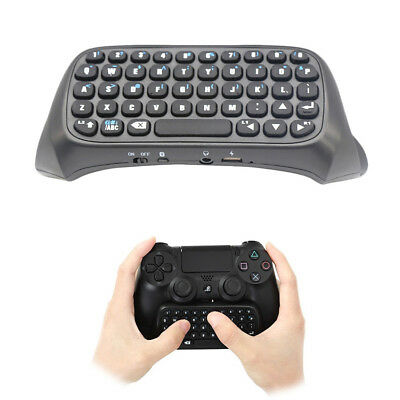 Wireless Bluetooth Handle Game Keyboard Controller For PlayStation PS4 GamePad