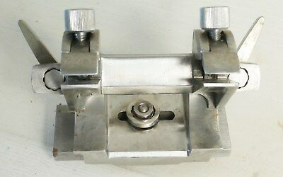 AO Spencer Microtome Blade Holder 826  for Model 820 Microtome AMERICAN OPTICAL