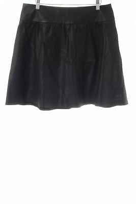 ESPRIT Gonna in pelle nero stile festa Donna Taglia IT 42