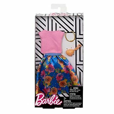 Barbie Doll Box Set The Complete Look Clothes & Accessories Fashion Pack