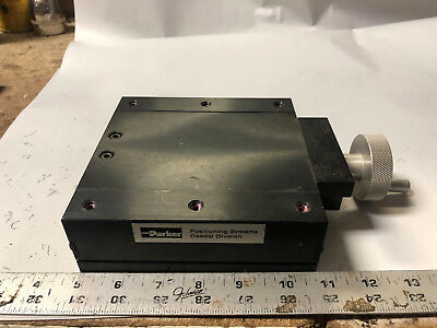 MACHINIST TOOLS MILL Machinist Parker Set Up Table X Axis Fixture