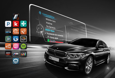 BMW ConnectedDrive Apps - Easy USB Activation FSC F30 F80 F SERIES ENET CODING