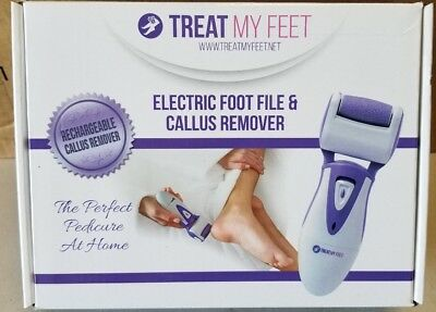 Outstanding Electric Callus Remover & Foot File - Spa Foot Care Pedicure Tools