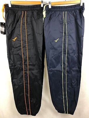 Men's Sports Track Pants, Full Elastic Waist With Drawing String, Mesh Lining