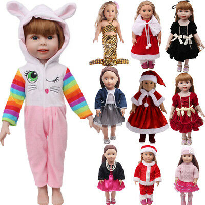 Doll Clothes Dress Shoes For 18inch Christmas Girl/Our Generation Journey Girl