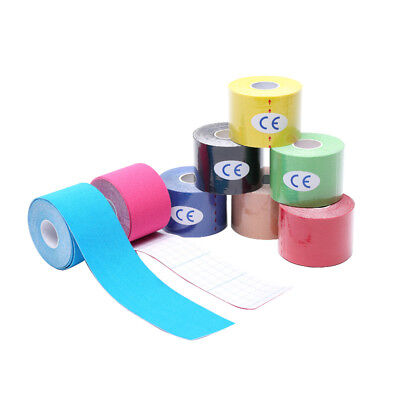 Sports Kinesiology Tape Elastic Physio Muscle Tape PRO Pain Relief Injury