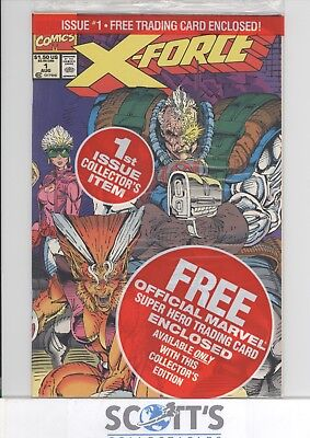 X-Force  #1  NM  (Sealed)