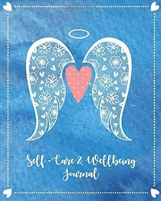 Self-Care & Wellbeing Journal: Free Y by Pomegranate Journals New Paperback Book