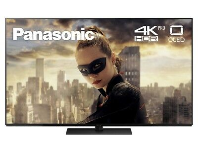 Panasonic TX-65FZ802B 65 Inch SMART 4K Ultra HD HDR OLED TV Freeview Play