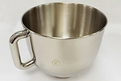 Kenwood Stainless Steel Mixing Bowl Kmix Kmx75 Kmx750 Kmx760 - New Uk Supplier!