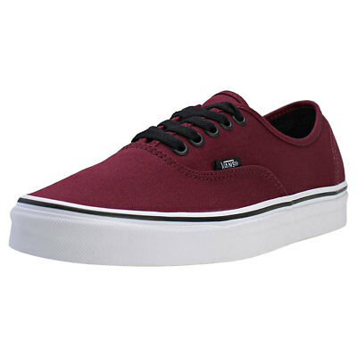Vans Authentic Unisex Port Royal Canvas Trainers - 9.5 UK