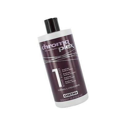 Osmo Chromaplex Fibre System Bond Builder 1 Fortifies and Strengthens Scalp T...