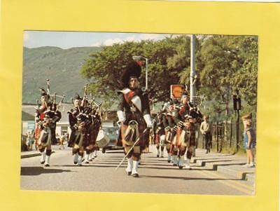 PIPE  BAND   FORT  WILLIAM      -     , Scotland  ( Ld 33  )
