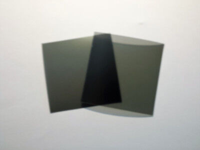 Polarizing Filter Sheets - Set Of Two And Very Affordable! Why Pay More????