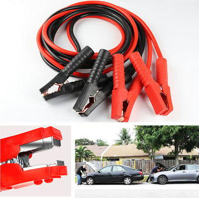 Auto Car Battery Jump Start Booster Cable Heavy Duty 2M 1000 AMP Emergency Power