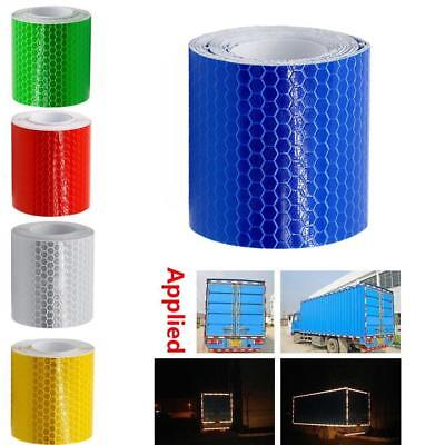 5cm*300cm Reflective Tape Stickers Car Styling For Automobiles Safe Material WT