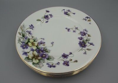 Meito Norleans China ADELE Salad Plates - Set of Four