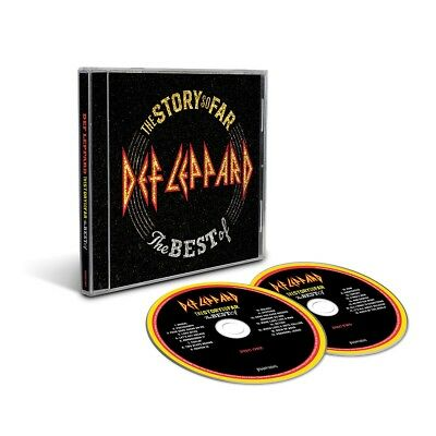 Def Leppard - The Story So Far: The Best Of Def Leppard (2Cd)