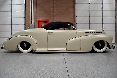 1947 Other Supercharged Kustom 1947 CHEVROLET SPORT COUPE *Hardtop Convertible *SUPERCHARGED Hand Built Kustom!