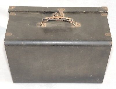 Vintage Sewing Machine Carrying Case