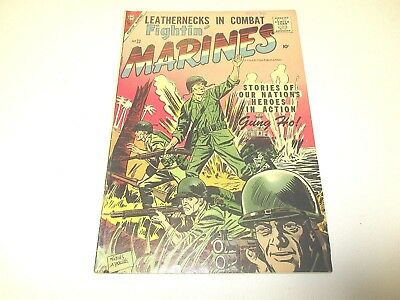 Fightin' Marines  November 1957 Issue #23 (Volume 1)  36 Pages