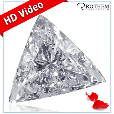 Black Friday Sale 0.35 CT G SI2 Trillion Cut Loose Diamond Wholesale 42644388