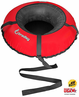 "Bradley Snow Tube Sled with 48"" Heavy Duty Cover"