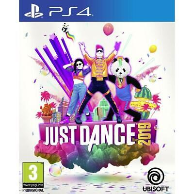 Just Dance 2019 PS4 PlayStation 4