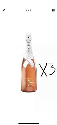 moet chandon x off-white 3 Pack