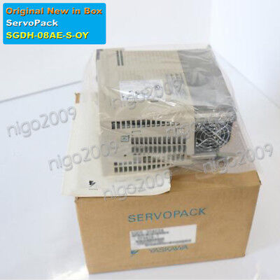 SGDH-08AE-S-OY 200V YASKAWA ServoPack Original New In Box 1-Year Warranty