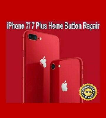 iPhone 7/ iPhone 7 Plus Home Button Repair Service