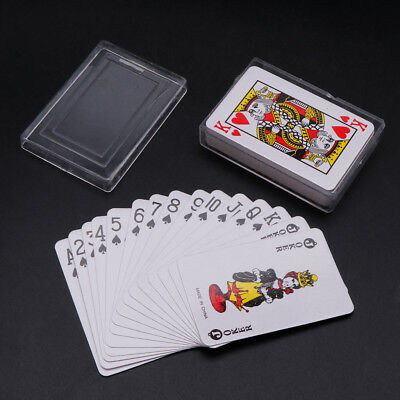 Texas Hold'em Mini Poker Decoration Home Travel Portable Playing Card Board Game