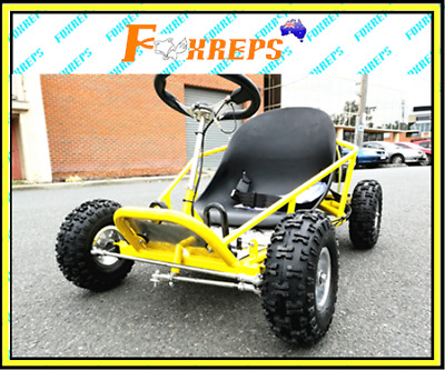new 2018 model 49cc mini go kart 4 wheeler kids 2 stroke mini buggy