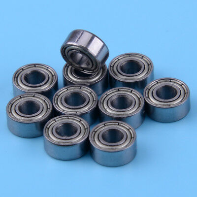 Replacement 684 Z ZZ ABEC-5 Ball Bearings 684ZZ 4x9x4 mm 10PCS Miniature Mini