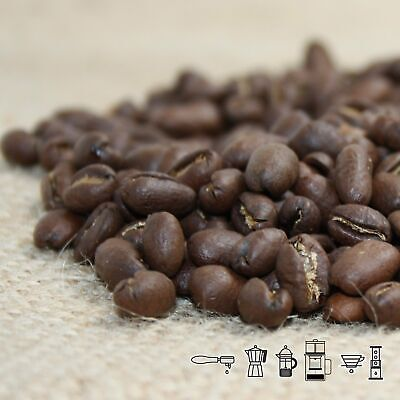 Papua New Guinea Peaberry Coffee Beans- Roasted in Melbourne -Ground to Order