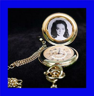 Music Pocket Watch FOR A FEW DOLLARS MORE - Clint Eastwood Great Christmas Gift