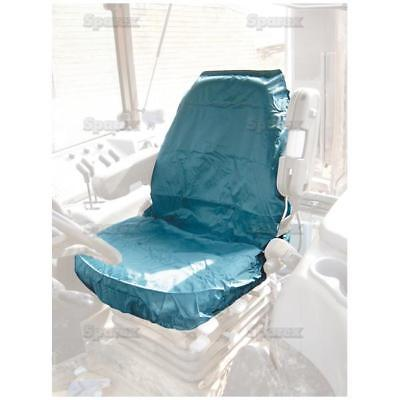 New Genuine Sparex Universal Fit Tractor Seat Cover Blue Long  Part# S.71829