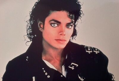 Michael Jackson Young Iconic A4 Poster Picture Print A4 Wall Art 4