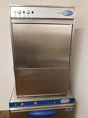 Classeq Duo 2 Undercounter Glasswasher G400