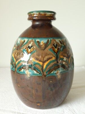 Ancien grand Vase LIMOGES Camille THARAUD