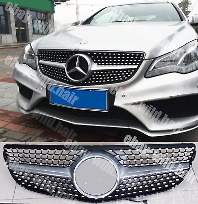 GRILL for2013+ LCI Mercedes E couple/convertible,c207/a207/w207 AMG/Diamond/Look