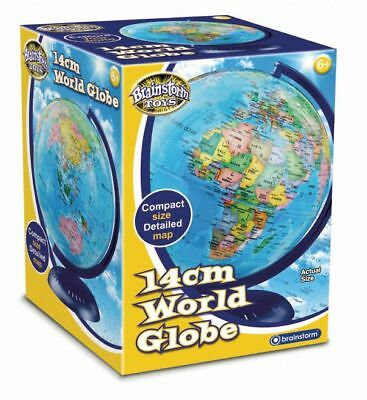 Brainstorm 14cm World Globe ~NEW~