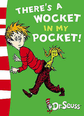 There's a Wocket in My Pocket by Dr. Seuss NEW Children's (Paperback) Book