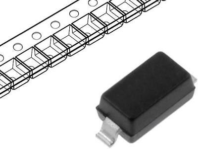 20x MBR0520LT1G Diode Schottky rectifying 20V 0.5A SOD123 ON SEMICONDUCTOR